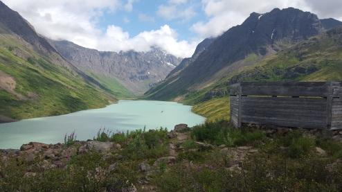Eagle & Symphony Lakes, Eagle River, Alaska